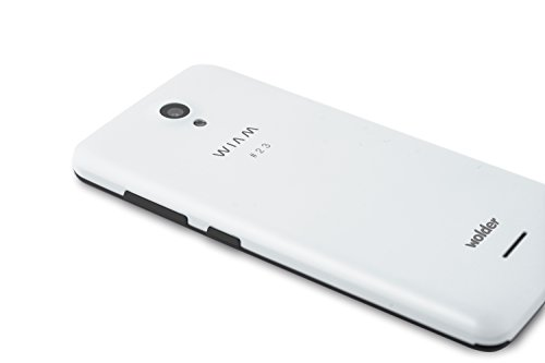 Smartphone Wolder Wiam # 23 4.5 - Colore: Bianco