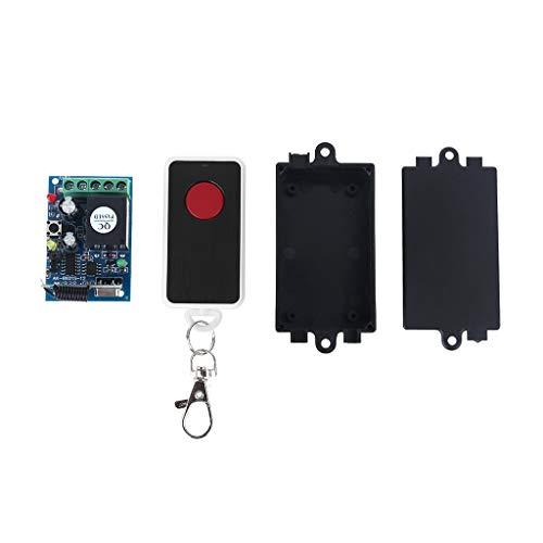 Kabelloses RF-Empfänger-Modul Einzel-Lichtschalter Ein-Knopf-Fernbedienung 1-Kanal Nutzbar