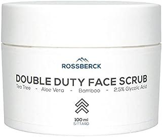 Double Duty Face Scrub - Gezichtsscrub Mannen