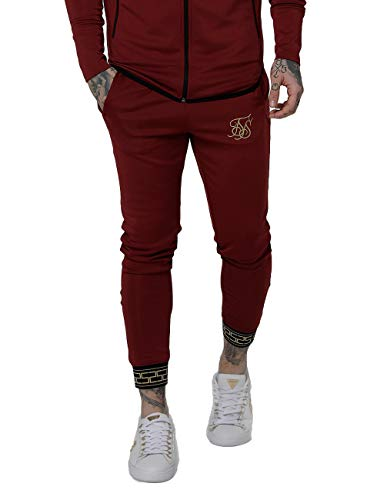 Sik Silk SS-14816 Agility Track Jogger - Red