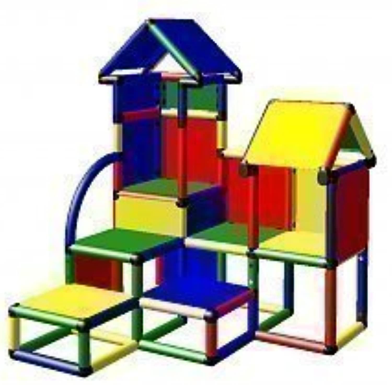 Moveestic 6002 - Torretta da gioco DAVID per Bambini piccoli