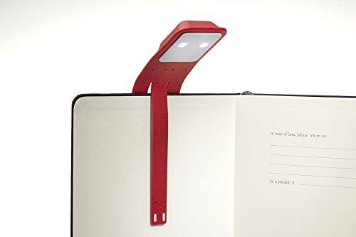 モレスキンライトブックライトスカーレットレッドER7BLF2
