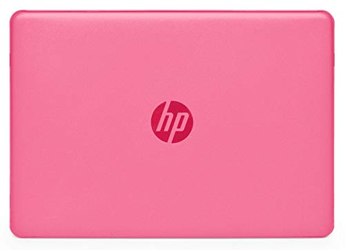mCover Hard Shell Case for 2020 14' HP Pavilion 14-DQxxxx Series (NOT Compatible with Other HP Pavilion Series) laptops (Pink)