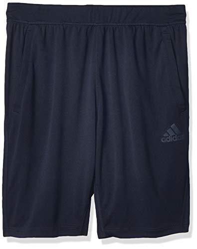 adidas 3s Kn SHO Pantalones Cortos de Deporte, Hombre, Legend Ink, M