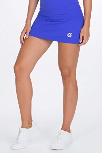 a40grados Sport & Style Fussion Falda, Mujer, Azul (Klein), 40