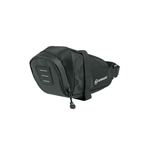 SKS Unisex– Erwachsene Racer Straps 800 Packtasche, schwarz, 1size