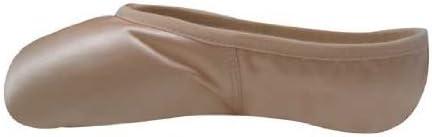 Bloch Women's Hannah Ballet Pointe Shoe, Pink, 5.5 XX