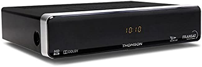Thomson THS 805 - Receptor (Mpeg4 HD, USB), Color Negro: Amazon.es: Electrónica