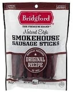 Bridgford Smokehouse Sausage Sticks
