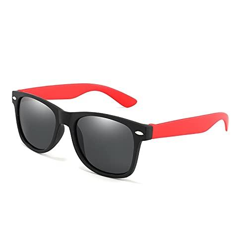 YTYASO Gafas de Sol Gafas de Sol cuadradas Unisex Gafas de Sol polarizadas para Mujeres Hombres