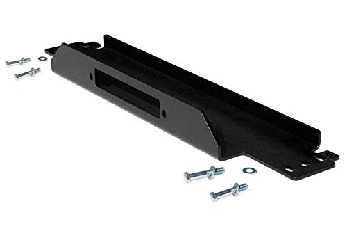 Rough Country Winch Mounting Kit (fits) 1987-2006 Jeep Wrangler TJ LJ YJ | OEM Bumper Winch Plate | 1189