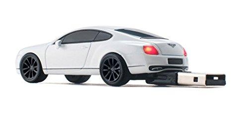 USB FlashDrive 8GB Bentley Continental Blister (Weiss) (CCS660578) 8GB