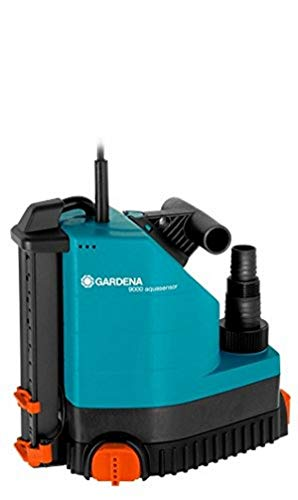 Gardena Comfort Tauchpumpe 9000 aquasensor