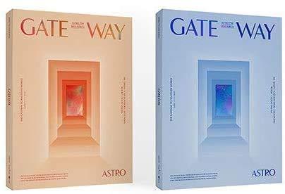 ASTRO GATEWAY 7th Mini Album RANDOM VER CD+POSTER+Fotobuch+3P karte+Fold Poster(On) K-POP SEALED+TRACKING CODE K-POP SEALED