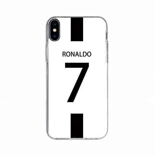 DìMò ART Cover Case Custodia Compatibile con Apple Modello iPhone 5 Ronaldo