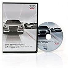 Genuine Audi 4E0060884CJDSP Navigation DVD