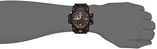 『[カシオ] 腕時計 ジーショック MUDMASTER 電波ソーラー GWG-1000-1AJF ブラック』の6枚目の画像