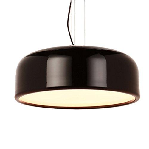 lampara vintage Iluminación Colgante Smith Phillips Chandelier Design Postmodern Parlor Restaurant Mesa de Estudio Simple E27 Wddwarmhome (Size : 35cm x 35cm x 19cm)