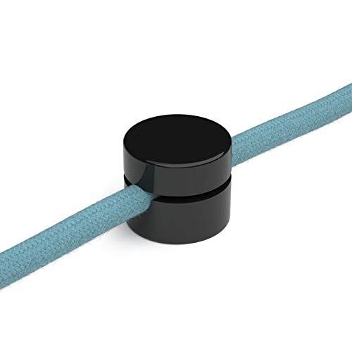 Decentratore - Gancho de techo o pared, color negro