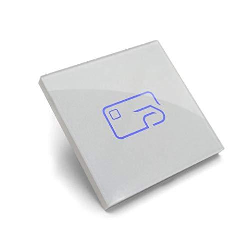 Waizmann.IDeaS® GLAS RFID Leser Reader IP65 DUAL Frequenz 13,56Mhz & 125khz Wiegand 26/34 RFID-Lesegerät WEEE-Reg. DE28257364