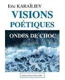 Visions poétiques, ondes de choc (French Edition)