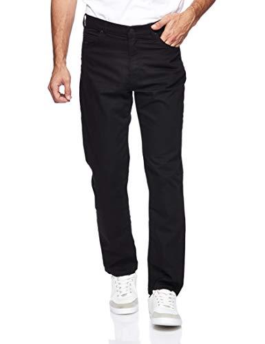 Seidensticker rosa negra camisa tailored fit negro cinturilla popelín Kent