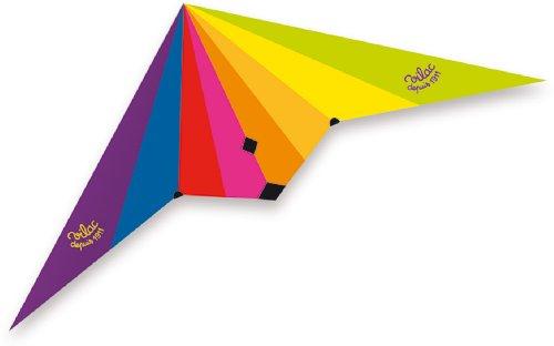 VILAC - jouet en bois - Jeux de plein air - Cerf-Volant Delta Double Poignée - 2947