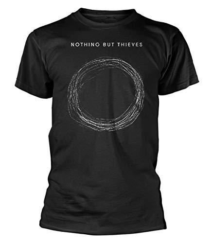 Nothing But Thieves Logo Men T-Shirt