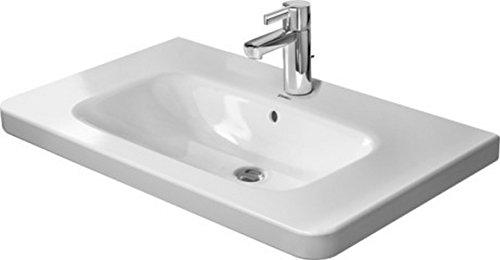 Duravit 2320800000 Waschbecken Durastyle 800 mm Weiß