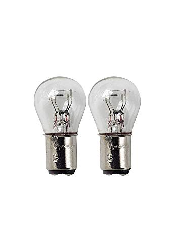 Bosch Lampes Longlife Daytime P21//5W 12V 21//5W Ampoule x2