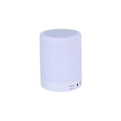 Veilleuse ZQ Bébé Lumière sans Fil Bluetooth Haut-Parleur Intelligent Lumière Émotionnelle Musique Touch Petit Bureau Carte Lumière LED Nightlight