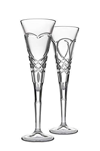 European Champagne Flutes