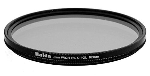 Haida CPL Slim PROII Zirkular-Polarisator, 82 mm, mehrfach beschichtet, C-POL Filter 82 MC