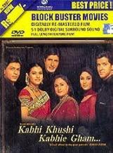 Kabhi Khushi Kabhie Gham (DVD in Hindi with English /Tamil Subtitles)