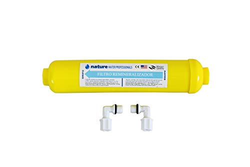 Nature Waterprofessionals Filtro Remineralizador Osmosis inversa