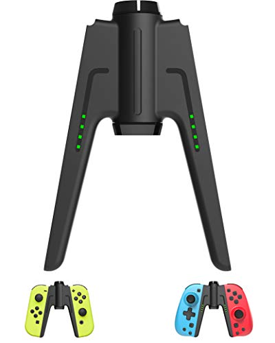KINVOCA Joycon Grip for Nintendo Switch, Universal Controller Holder for Switch Joy Con and 3rd Party Joy Pad