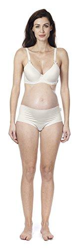 Noppies dames gevoerde zwangerschapsbeha padded met borstvoeding, ivoor (Ivory C023), 75C