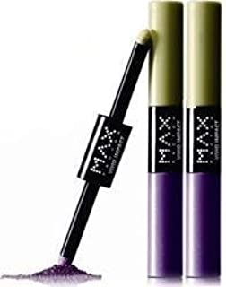 Max Factor Vivid Impact Eyeshadow Duo #190 SULTRY SAGE (PACK OF 2 Tubes)