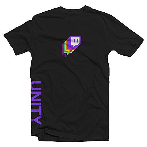 Twitch Unity Rainbow T (XX-Large)