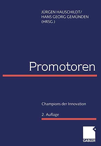 Promotoren. Champions der Innovation.
