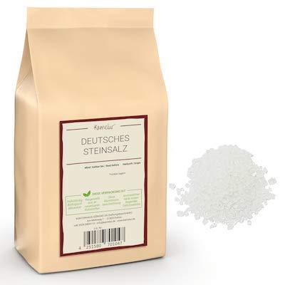 200g granuliertes Deutsches Steinsalz - natürliches Salz aus Mitteldeutschland