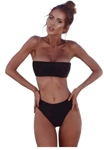 reggiseno sportivo online Ducomi Rio Costume da Bagno Donna 2 Pezzi