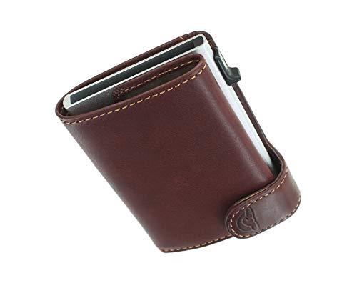 Tony Perotti Card Portemonnee met schuifkaart mechanisme RFID beschermd - 1016_1