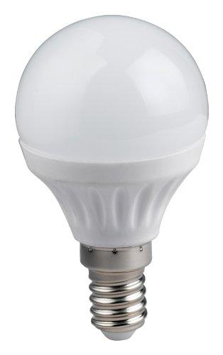Trio Leuchten LED Leuchtmittel E14 Tropfen, 4 W 983-40, 13 x 10.5 x 5 cm
