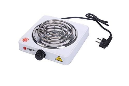Elektrischer Kohleanzünder Shisha Kohle Anzünder Kochplatte 1000W