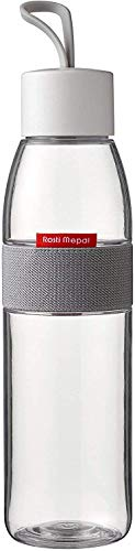 Rosti Mepal Trinkflasche Ellipse, PCTG/ABS, Transparent, 20 x 20 x 30 cm