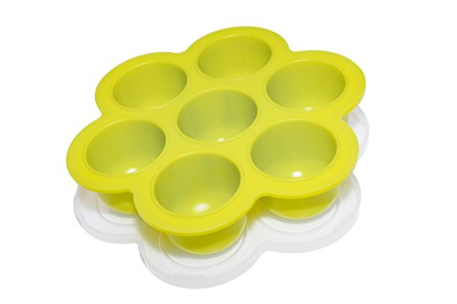 Popfex Silicone Egg Bites Mold for Instant Pot