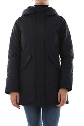 Woolrich Penn-Rich WYCPS0574 F-Big Sky Coat Capospalla E Giubbotti Donna Dark Navy S