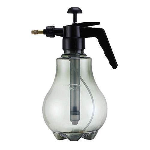 スプレー ボトル アルコール 加圧式 霧吹き 極細ミスト 1.5L アルコール対応 遮光瓶 スプレー 液体詰替用ボトル 詰め替え容器 霧吹き 持ち運び スプレイヤー スプレー容器 (1.5L)