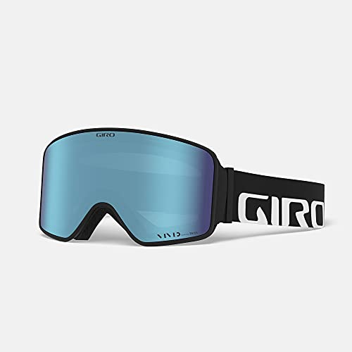 Giro Method Adult Snow Goggle - Black Wordmark Strap with Vivid Royal/Vivid Infrared Lenses